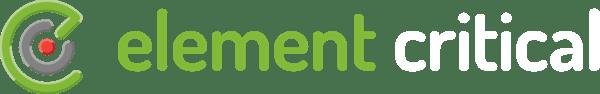 element-critical-logo-white